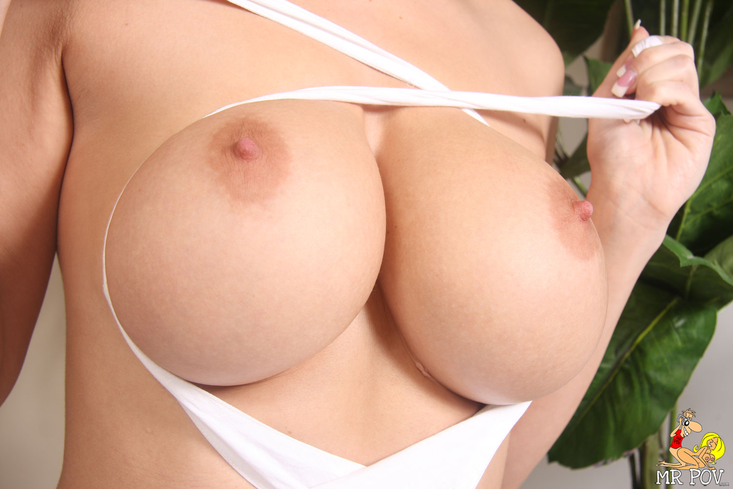 Big juicy tits
